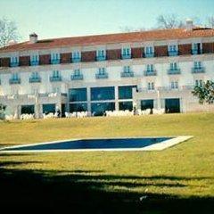 Отель Pousada de Condeixa-a-Nova - Santa Cristina спортивное сооружение