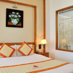 Отель Sammy Hotel Vung Tau Вьетнам, Вунгтау - отзывы, цены и фото номеров - забронировать отель Sammy Hotel Vung Tau онлайн комната для гостей фото 5
