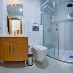 Отель Mien Suites Istanbul ванная