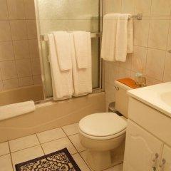 Отель Herrick Guest Suites Chelsea Apartment США, Нью-Йорк - отзывы, цены и фото номеров - забронировать отель Herrick Guest Suites Chelsea Apartment онлайн ванная