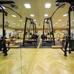 Отель Hilton Munich Airport фитнесс-зал