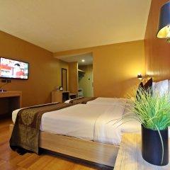 Hotel Nida Sukhumvit Prompong Бангкок комната для гостей фото 5
