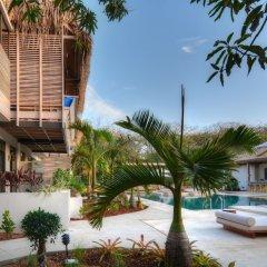Отель Harbor Reef Beach & Surf Resort пляж