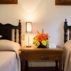 Отель Posada De Roger Пуэрто-Вальярта комната для гостей фото 2