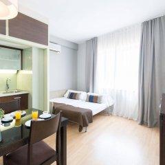 Отель Aparthotel Senator Barcelona комната для гостей фото 4