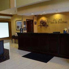 Отель Best Western Joliet Inn & Suites банкомат