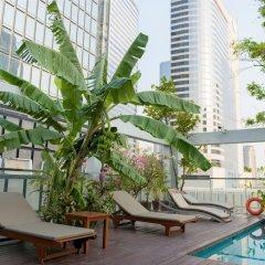 Апартаменты Sabai Sathorn Serviced Apartment Бангкок бассейн фото 2