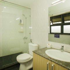 Отель Huyen Tra Que Homestay ванная фото 2