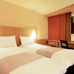 Отель ibis Muenchen City West Германия, Мюнхен - отзывы, цены и фото номеров - забронировать отель ibis Muenchen City West онлайн комната для гостей фото 4