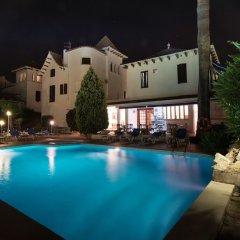 Hotel Capri бассейн фото 5