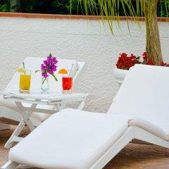 Отель Villa Romana Hotel & Spa Италия, Минори - отзывы, цены и фото номеров - забронировать отель Villa Romana Hotel & Spa онлайн пляж фото 2