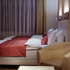 Гостиница Rudolfo Львов комната для гостей фото 3