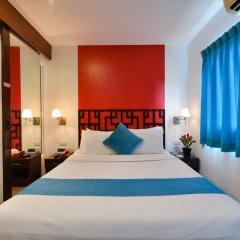 Отель iCheck inn Regency Chinatown Таиланд, Бангкок - отзывы, цены и фото номеров - забронировать отель iCheck inn Regency Chinatown онлайн комната для гостей фото 3