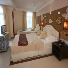 Отель Le Vieux Nice Inn Мале комната для гостей