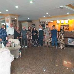 Yilmazel Hotel Турция, Газиантеп - отзывы, цены и фото номеров - забронировать отель Yilmazel Hotel онлайн спа