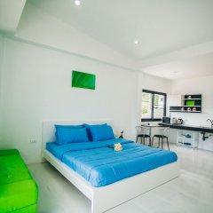 Апартаменты Infinity Bophut Apartments Самуи комната для гостей фото 4