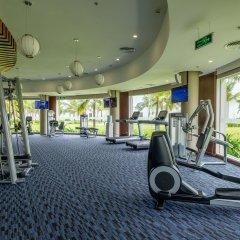 Отель Vinpearl Resort & Spa Hoi An фитнесс-зал фото 2