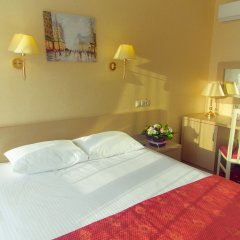Гостиница AMAKS Сити комната для гостей фото 3
