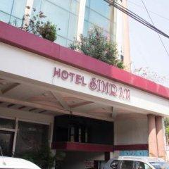 Hotel Simran Inn парковка