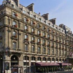 Отель Hilton Paris Opera городской автобус