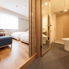 Отель Nishitetsu Croom Hakata Хаката комната для гостей фото 4