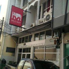 Mile Map Hostel Бангкок парковка