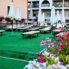 Отель Karolina complex Болгария, Солнечный берег - отзывы, цены и фото номеров - забронировать отель Karolina complex онлайн приотельная территория