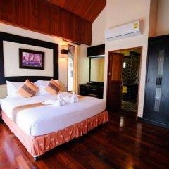 Отель Kacha Resort and Spa Koh Chang сейф в номере