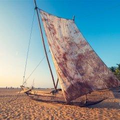 Отель Pledge 3 Шри-Ланка, Негомбо - отзывы, цены и фото номеров - забронировать отель Pledge 3 онлайн пляж фото 2