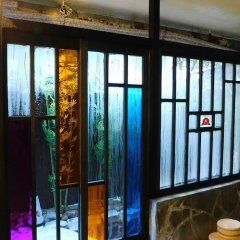 Отель Kinosato Yamanoyu Япония, Минамиогуни - отзывы, цены и фото номеров - забронировать отель Kinosato Yamanoyu онлайн ванная