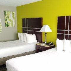 Отель Best Western Auburn/Opelika Inn США, Опелика - отзывы, цены и фото номеров - забронировать отель Best Western Auburn/Opelika Inn онлайн комната для гостей фото 5