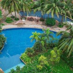 Отель Palmena Apartment - Sanya Китай, Санья - отзывы, цены и фото номеров - забронировать отель Palmena Apartment - Sanya онлайн бассейн фото 3