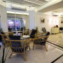 Отель SleepStation at Pratunam Таиланд, Бангкок - отзывы, цены и фото номеров - забронировать отель SleepStation at Pratunam онлайн интерьер отеля