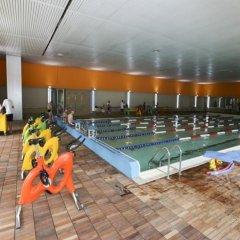 Отель Excel Milano 3 Базильо фитнесс-зал