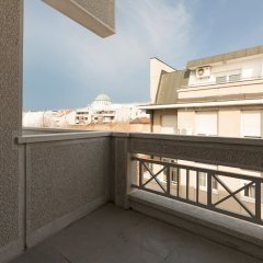 Бутик-отель TESLA Smart Stay балкон