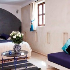 Отель Riad Karmanda Марракеш комната для гостей фото 3