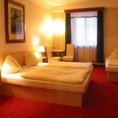Отель Villa Turnerwirt Австрия, Зальцбург - отзывы, цены и фото номеров - забронировать отель Villa Turnerwirt онлайн комната для гостей фото 4