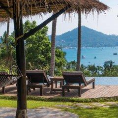 Отель Koh Tao Heights Boutique Villas Таиланд, Остров Тау - отзывы, цены и фото номеров - забронировать отель Koh Tao Heights Boutique Villas онлайн приотельная территория