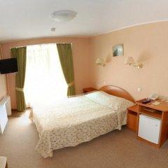 Гостиница Амакс Турист Стандартный номер с двуспальной кроватью фото 9