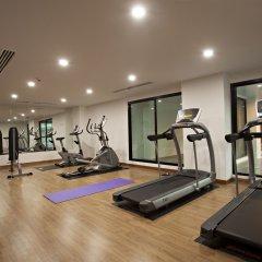 Отель Paripas Patong Resort фитнесс-зал