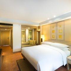 Отель Phuket Marriott Resort & Spa, Merlin Beach 5* Стандартный номер с различными типами кроватей фото 3