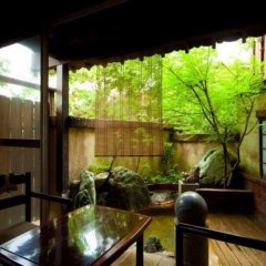 Отель Ryokan Kiraku Беппу комната для гостей
