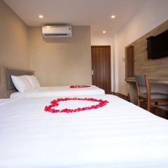 Отель Nha Trang Beach 2 Нячанг сейф в номере