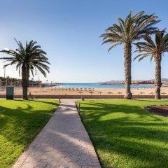 Отель Barceló Fuerteventura Thalasso Spa пляж