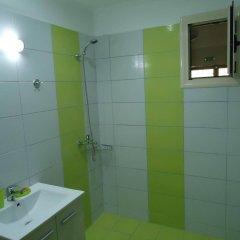 Апартаменты Crystal Blue Apartments Корфу ванная