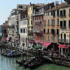 Hotel Marconi Венеция приотельная территория