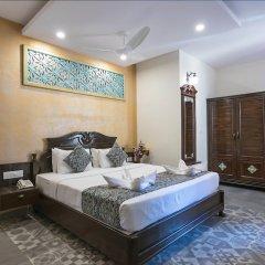 Отель Resort Terra Paraiso Индия, Гоа - отзывы, цены и фото номеров - забронировать отель Resort Terra Paraiso онлайн комната для гостей фото 3