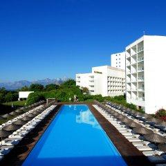 Su & Aqualand Турция, Анталья - 13 отзывов об отеле, цены и фото номеров - забронировать отель Su & Aqualand онлайн бассейн фото 3