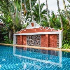 Отель Вилла Boutique Resort Private Pool бассейн