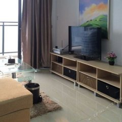 Апартаменты Ruige Business Apartment (Shenzhen Xinzhou Road Kingzone) комната для гостей фото 2